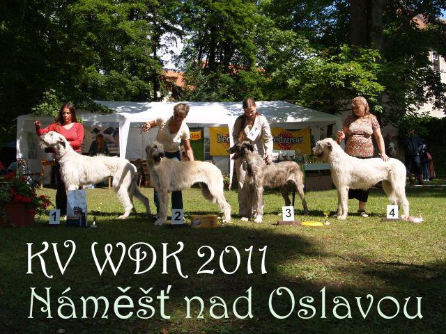 KV WDK Náměšť 2011